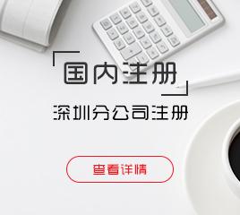 深圳分公司注册